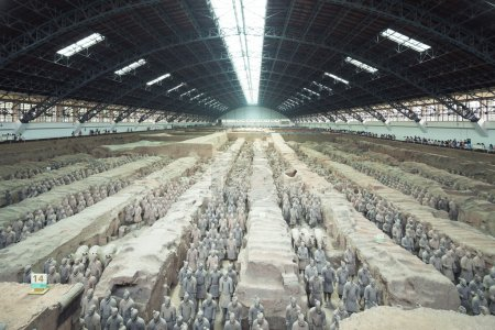 Chinese Xi'an Terracotta Army