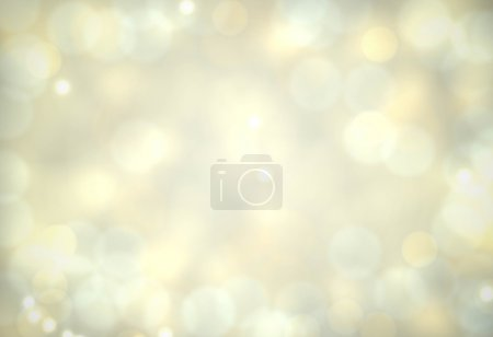 Illustration for Abstract eps10 vector beige background with shine. - Royalty Free Image