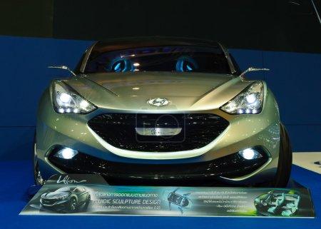 Hyundai iflow concept car