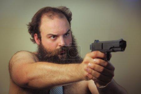 Bearded Gun
