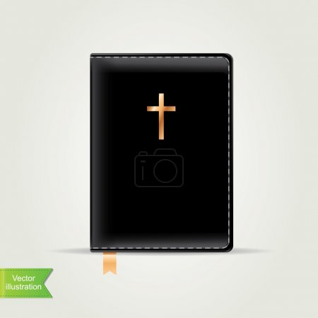Bible book illustration.