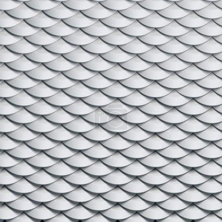 Photo pour Poisson sans soudure échelles peau texture fond - image libre de droit