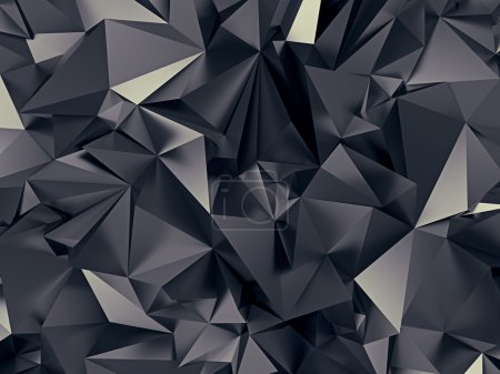 Photo for Abstract black cosmic futuristic texture background - Royalty Free Image