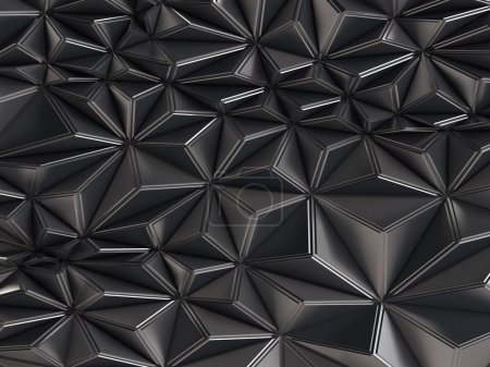 Black architectural background
