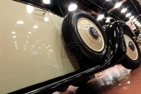 Classic cars museum