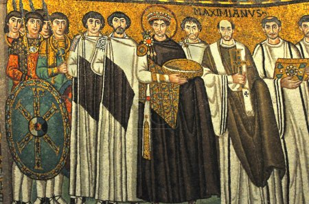 The Emperor Justinian