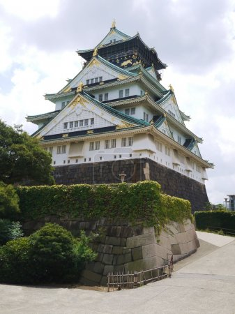 Pretty osaka jio castle