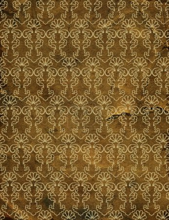 Photo for Vintage shabby paper background - Royalty Free Image