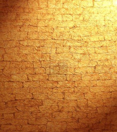 Photo pour Grunge mur de briques - image libre de droit