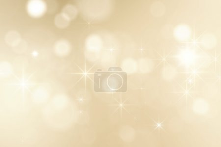Photo for Bright golden sparkles background - Royalty Free Image