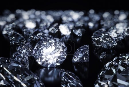 Perfect shape diamonds