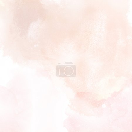 Photo for Pink grunge background painting texture with water color - Royalty Free Image