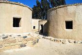 Neolithic age Choirokoitia village