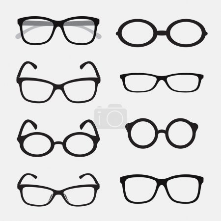Vector group of an Glasses