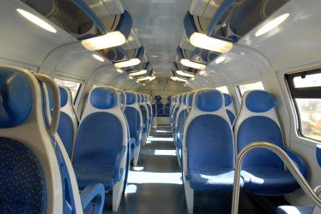 Foto de En vista de un tren - Imagen libre de derechos