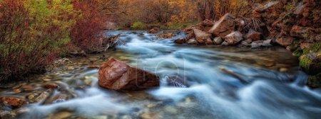 Rocky Big Cottonwood River