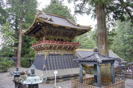 Toshogu Shrine, Nikko, Japan. Shrines and Temples of Nikko is UNESCO World Heritage Site since 1999