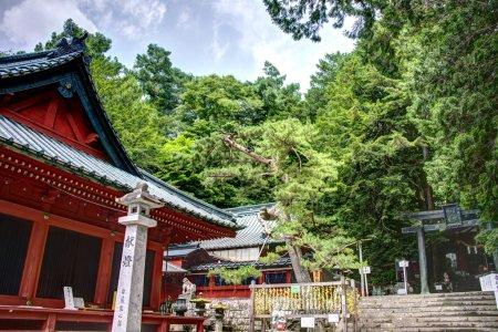 Futarasan Shrine,Chugushi Shrine, Nikko, Japan