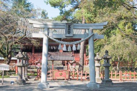 Serada Toshogu shrine, Ota, Gunma, Japan