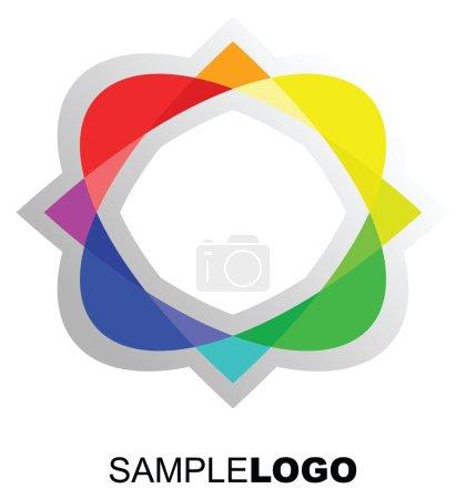Modern conceptual logo