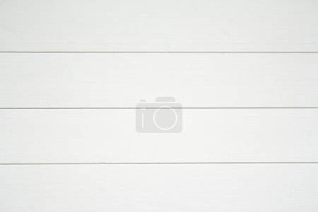 Photo pour Texture de panneaux de bois blanc utile pour le fond - image libre de droit