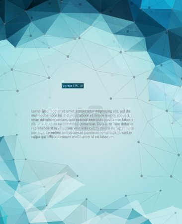 Illustration for Abstract background, technology illustration - Royalty Free Image