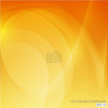 Illustration for Abstract shapes swirl and light vector background. Eps 10. - Royalty Free Image