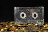 Peníze a hudební koncept