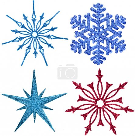Snowflake ornament decoration