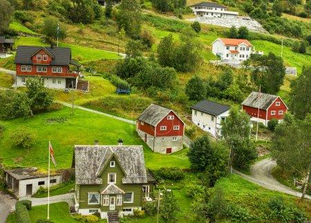 Village Olden in Norway