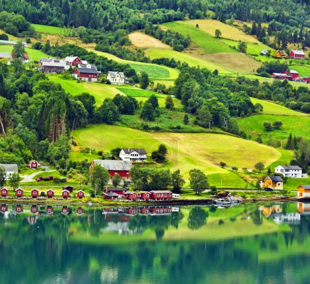 Olden, Norway.