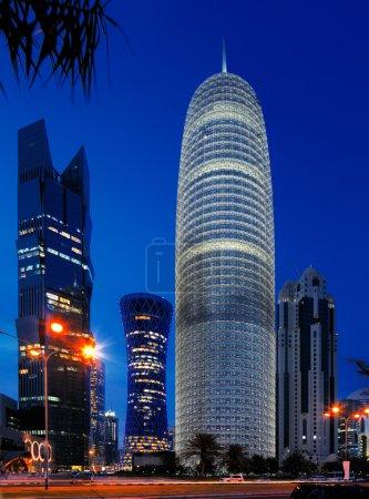 Burj Doha Tower of Qatar