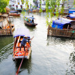 Zhouzhuang, is one of the most famous water townships in China, noted for its profound cultural background. It has been called the