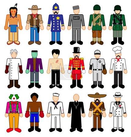 Classic Character Figures
