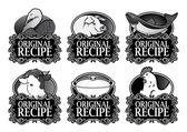 Original Recipe Royal Collection in Black & White