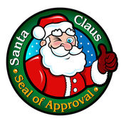 Santa Claus Seal of Approval