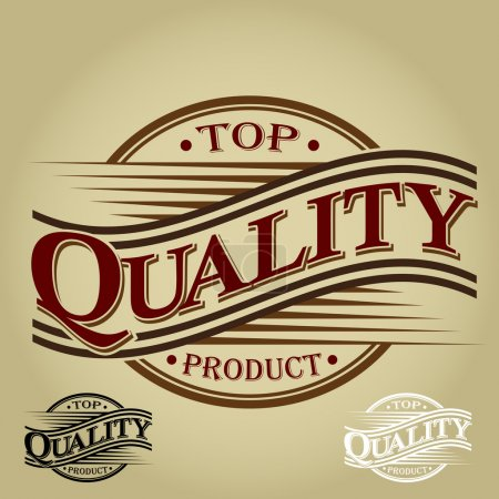 Top Quality Product be- Vintage Seal