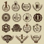 Vintage Collection Beer Seals & Marks