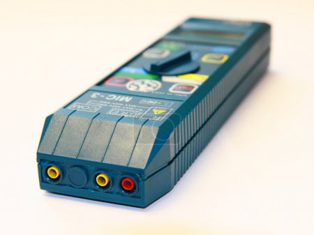 Photo pour L'appareil de mesures électriques. - image libre de droit