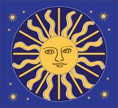 Major Arcana Sun