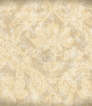 Decorative light beige background