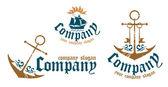 Symbols for marine firms