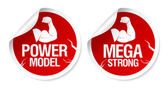 Strong stickers