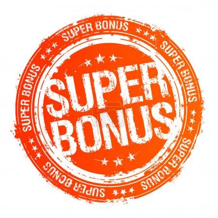 Super bonus stamp.