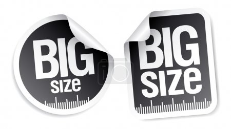 big size stickers