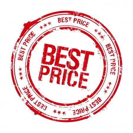 Best price stamp.