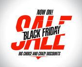 Design pro černý pátek prodej