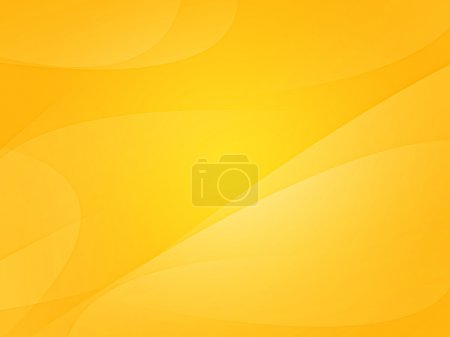 Photo for Yellow light abstract background - Royalty Free Image