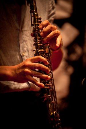 Photo pour Instruments de musique - image libre de droit