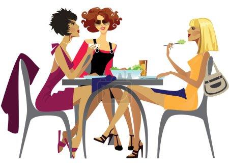 Lunch. women